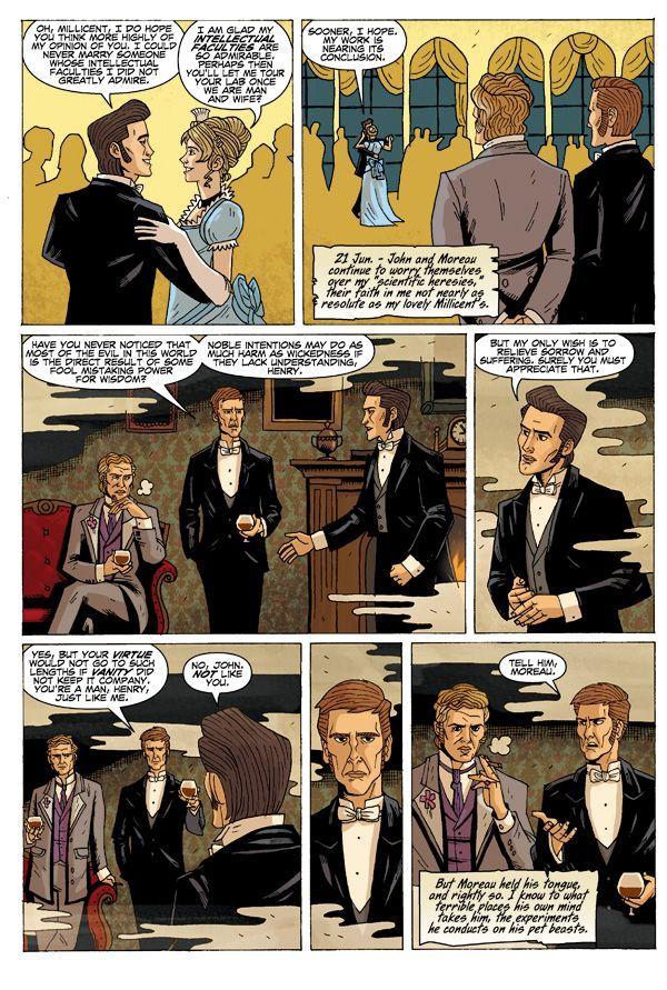 The Strange Case Of Mr Hyde 03