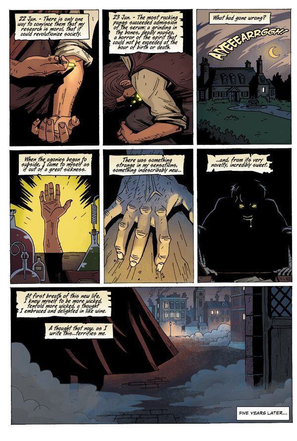 The Strange Case Of Mr Hyde 04
