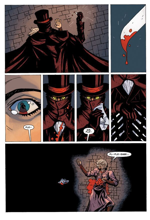 The Strange Case Of Mr Hyde 05