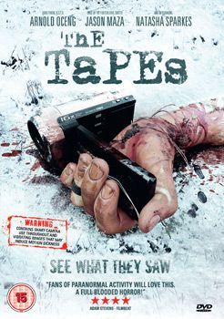 The Tapes Dvd Cover