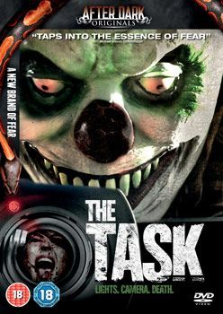 The Task Dvd Cover