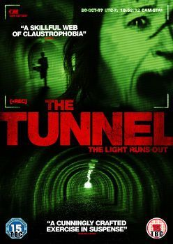The Tunnel Dvd Cover