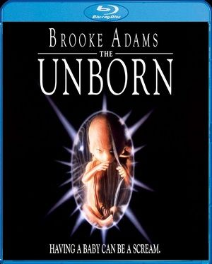 The Unborn Blu Ray Poster