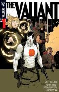 The Valiant 1 Cover