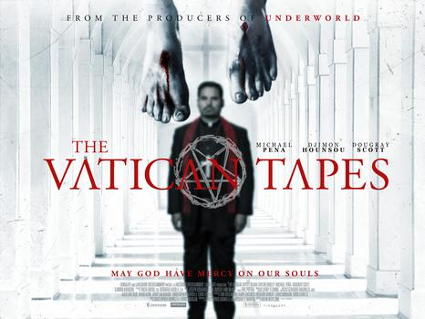 The Vatican Tapes Uk Poster