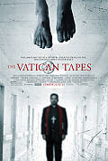 The Vatican Tapes Cover