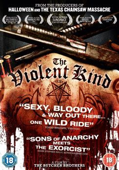 The Violent Kind Dvd Cover