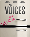 The Voices Steelbook