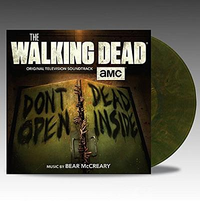 the walking dead original television soundtrack 01