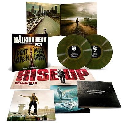 the walking dead original television soundtrack 02