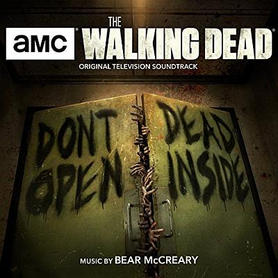 the walking dead original television soundtrack poster