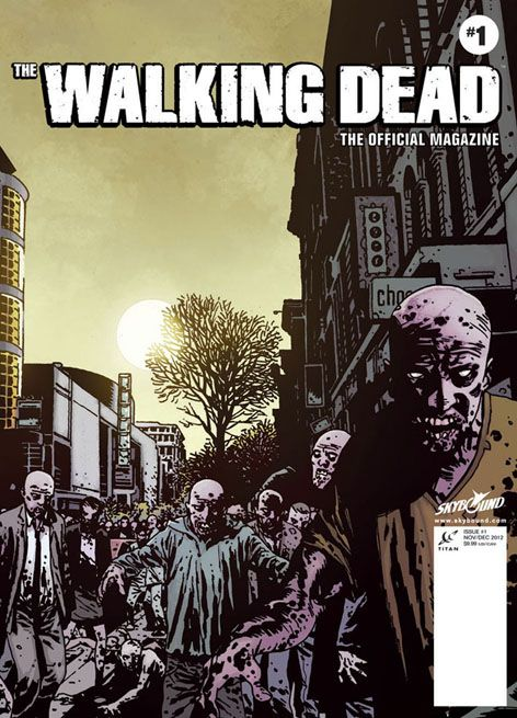 The Walking Dead Official Magazine 1 02