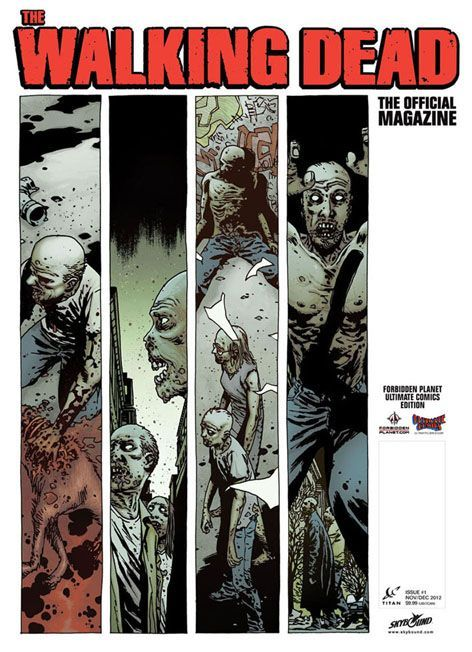 The Walking Dead Official Magazine 1 04
