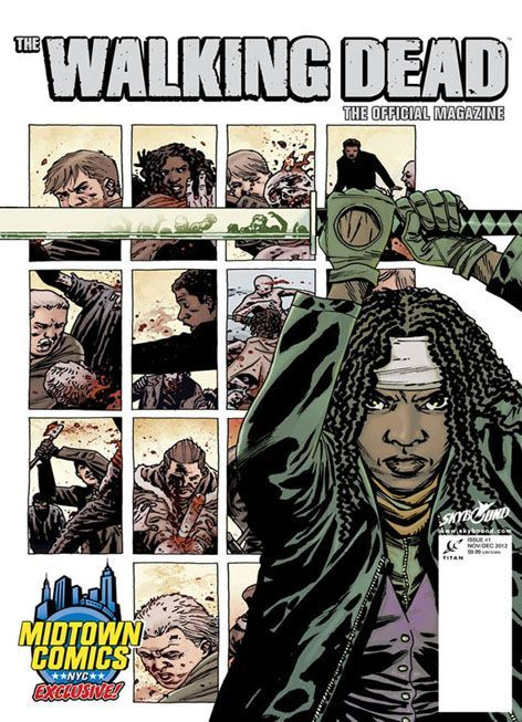 The Walking Dead Official Magazine 1 05
