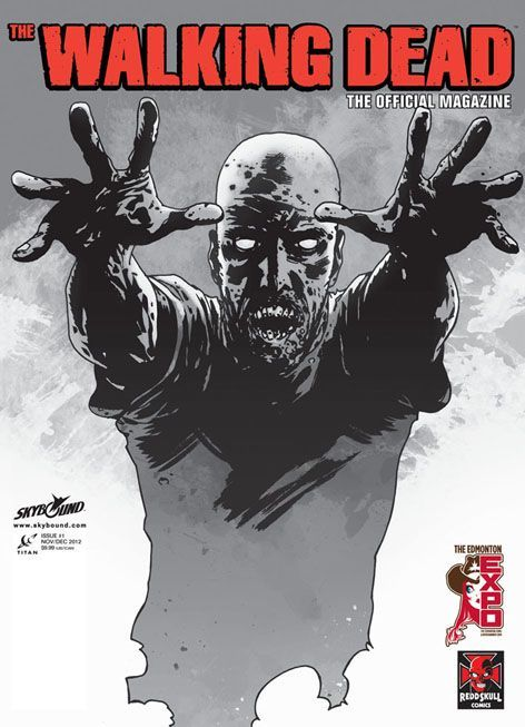 The Walking Dead Official Magazine 1 07