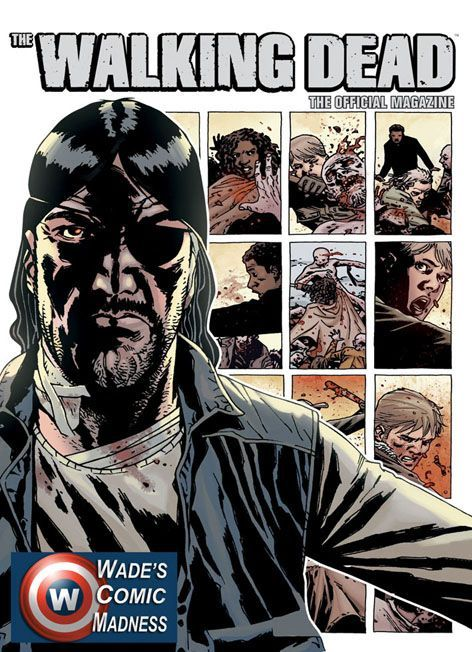 The Walking Dead Official Magazine 1 09