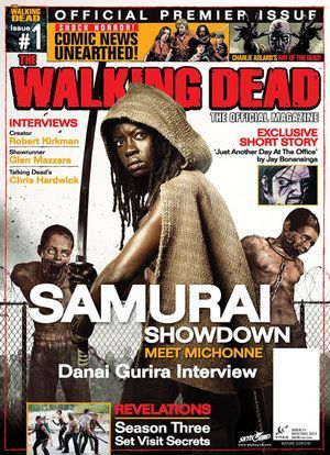 The Walking Dead Official Magazine 1 01