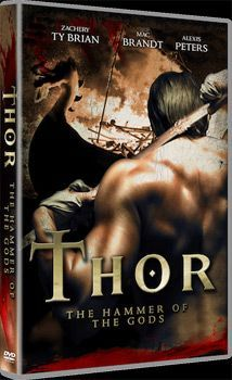 Thor Hammer Of The Gods Dvd Cover