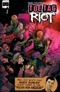 Toe Tag Riot 2 Cover