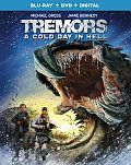 Tremors 6 A Cold Day In Hell Cover