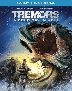 Tremors 6 A Cold Day In Hell Poster