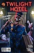 Twilight Hotel 1 Cover