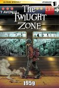 The Twilight Zone 1959 Cover