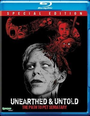 Unearthed And Untold Blu Ray Poster