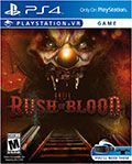Until Dawn Rush Of Blood Ps3 Us
