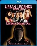 Urban Legend 2 Blu Ray Cover