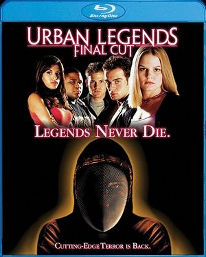 Urban Legend 2 Blu Ray Poster