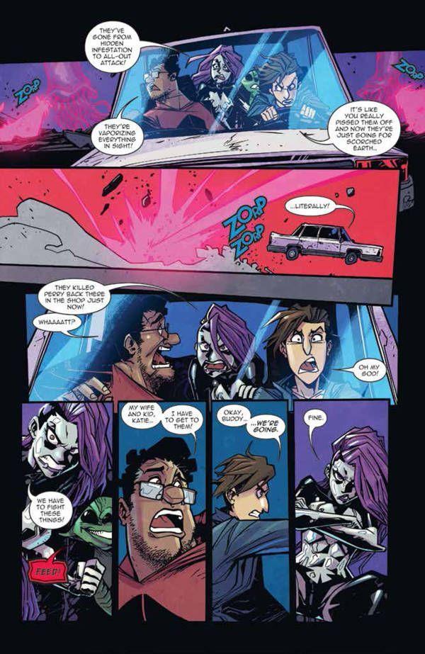 Vampblade Season 2 11 01