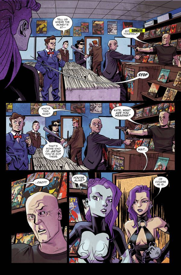 Vampblade Season 3 03