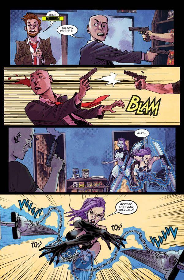 Vampblade Season 3 04