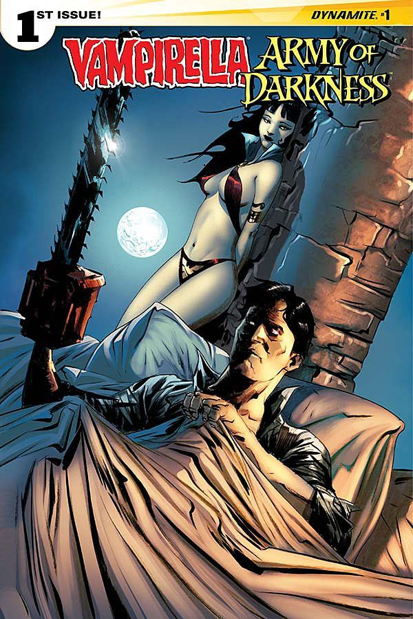 Vampirella Army Of Darkness 1 01