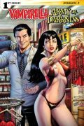 Vampirella Army Of Darkness 1 Cover