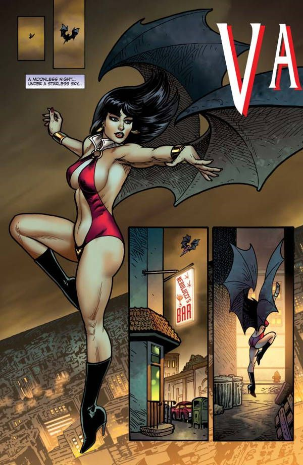 Vampirella Roses For The Dead 1 04