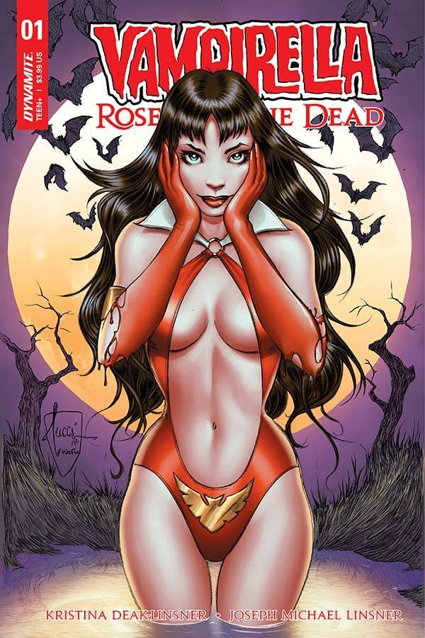 Vampirella Roses For The Dead 1 06