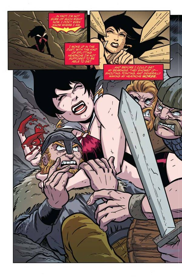 Savage Tales Vampirella 02