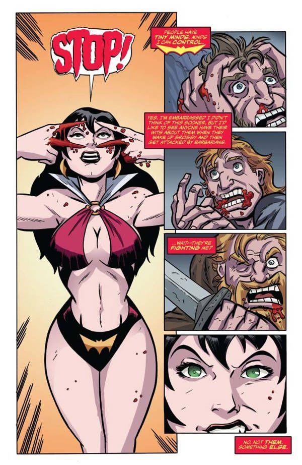 Savage Tales Vampirella 04