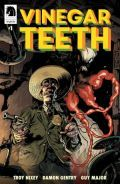 Vinegar Teeth 1 Cover