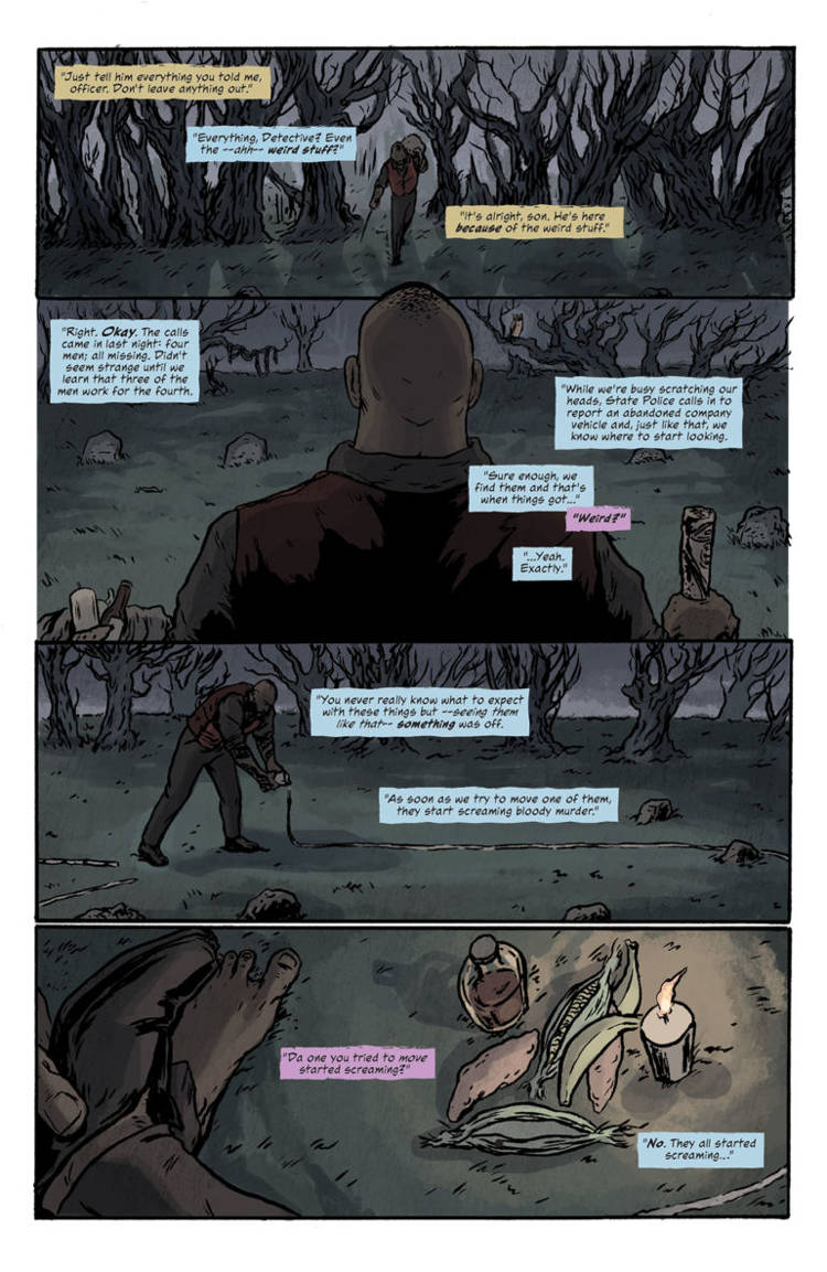 Voodoo Detective 01