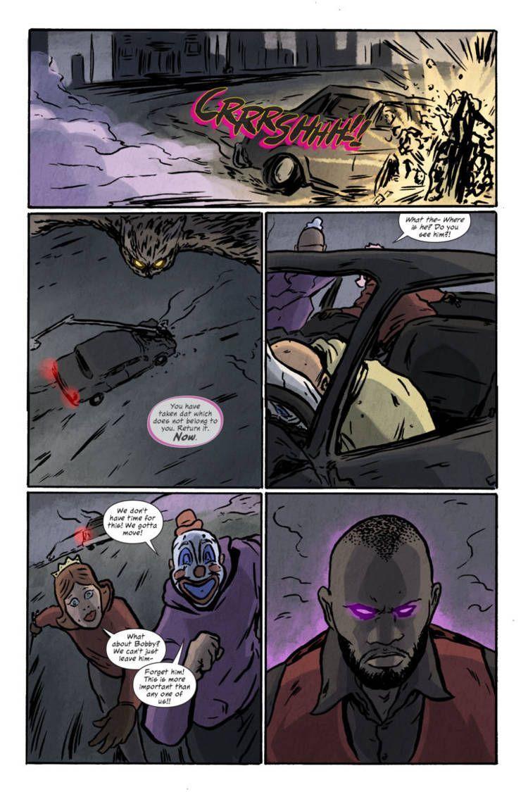 Voodoo Detective 04