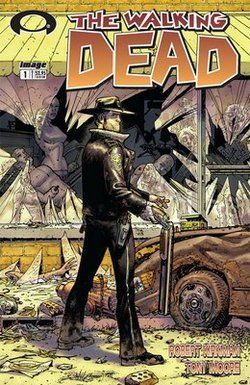 Walking Dead Volume 1 02