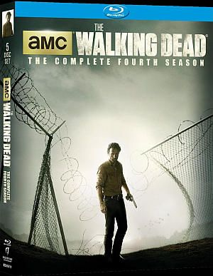 The Walking Dead The Complete Fourth Season Poster