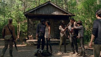 The Walking Dead S05e01 12