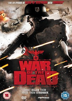 War Of The Dead Dvd Cover