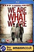 We Are What We Are Blu Amazon Uk