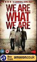 We Are What We Are Dvd Amazon Uk