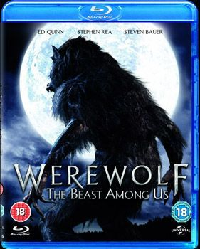 Werewolf The Beast Among Us Blu Ray